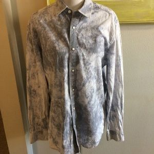 G STAR RAW L Snap front shirt Great